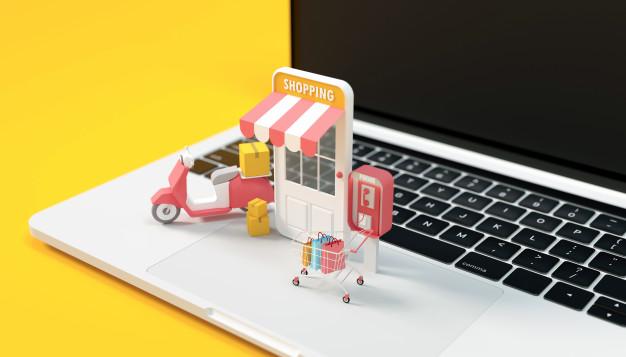 فروشگاه اینترنتی فرکام