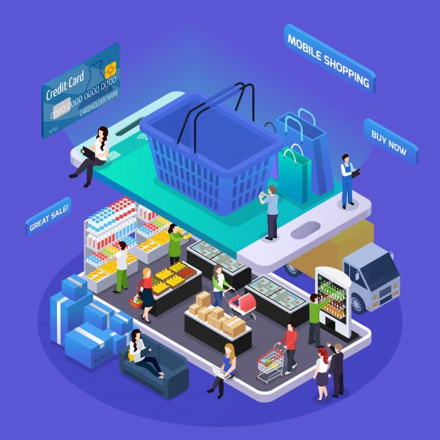 فروشگاه آنلاین - فروشگاه اینترنتی