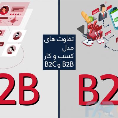 تعریف بازاریابی B2C و B2B و تفاوت آنها