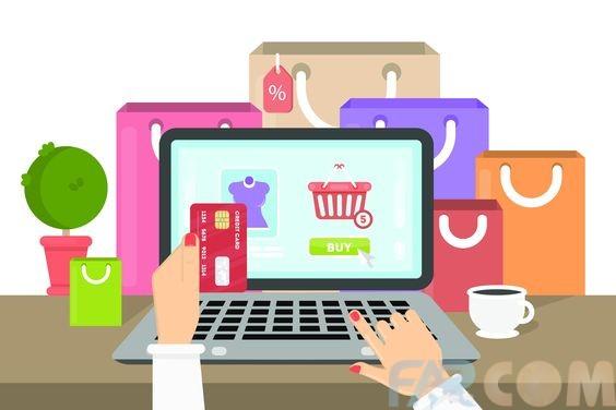 Online store design